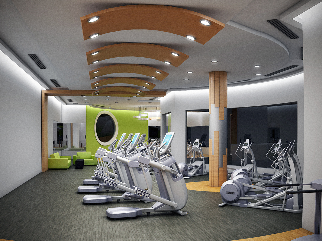 Al Nakheel Fitness Center Bahrain One Of The Best And Most Prestigious Clubs On Island Located Among Lush Quite Gardens In Northern Part